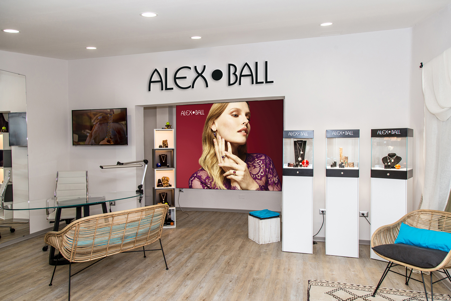Fortevillage AlexBall Boutiques